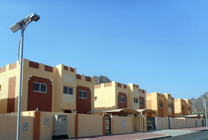 Home Sweet Home in Hatta