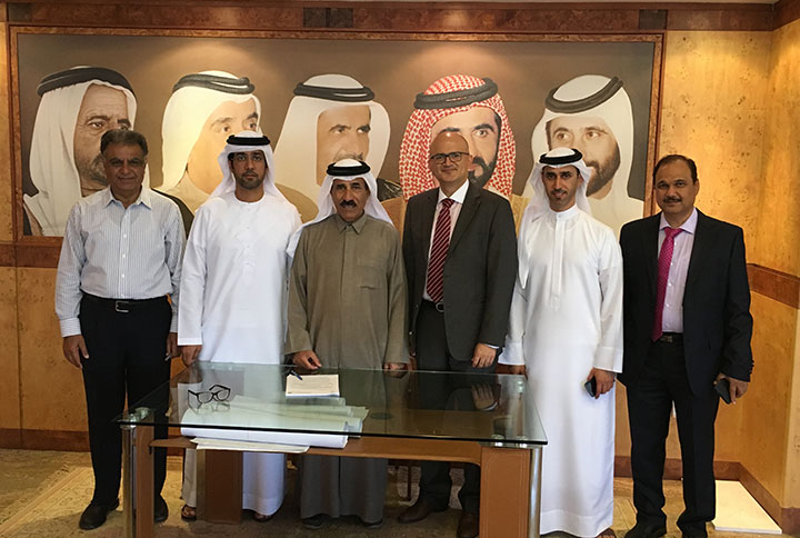 Al Shirawi wins MEP Contract for Al Shafar's Palm Jumeirah Development