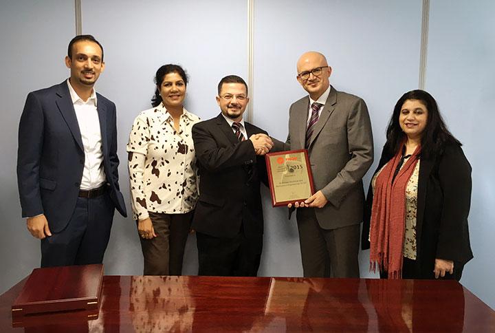 Al Shirawi Electrical And Mechanical Engineering Awarded