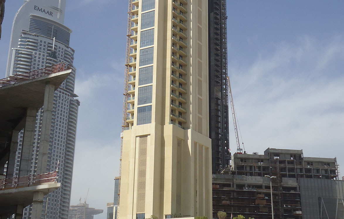 Luxury Residential Tower at Burj Khalifa District