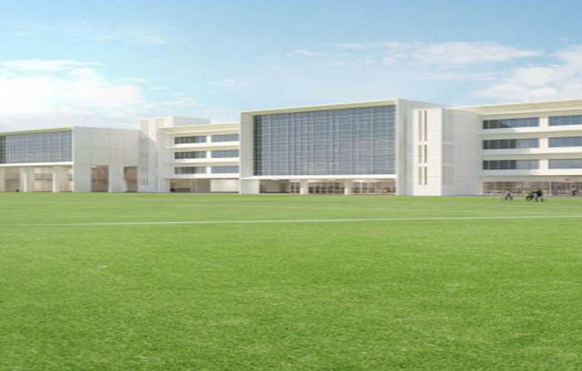 American School of Dubai, New Middle School Building at Al Barsha First, Dubai