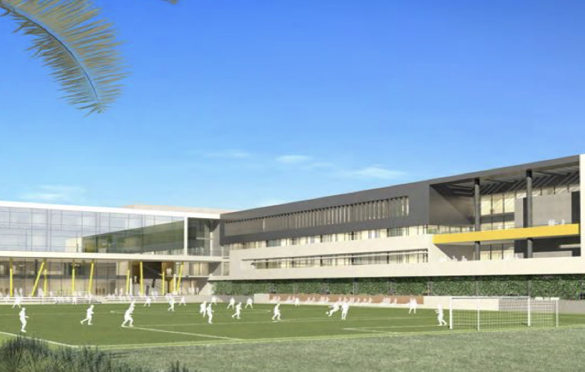 Arcadia Secondary School on Plot No.JVT08SCP002, Al Jumeirah Triangle, Dubai