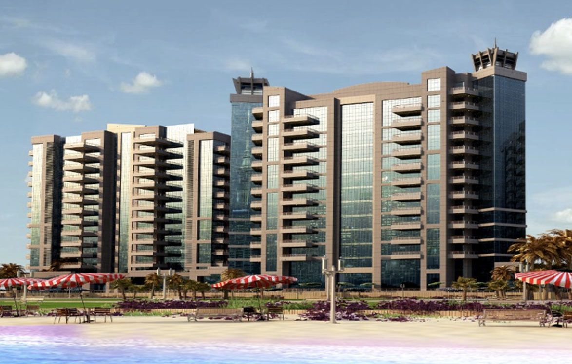 (B+G+13+Roof), 3 Number of Residential Building on Plot No. PJCRC33 at Palm Jumeirah, Dubai